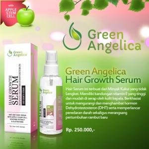 Minyak Penumbuh Rambut, Green Angelica Hair Growth Serum, Serum Penumbuh Rambut, Vitamin Penumbuh Rambut