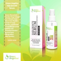 Vitamin Serum Penumbuh Rambut, Minyak rambut Anti DHT